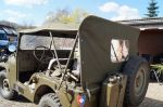 Nekaf M38a1 Jeep Canvas dak en Stoelbekleding - Roof And Seats
