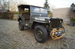 Willys Jeep MB Parts