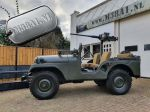 Nekaf M38a1 Jeep 1960 Domeinen eventueel met browning M2 .50 BMG  ( Willys ) Te Koop ,For Sale, Zum Verkauf